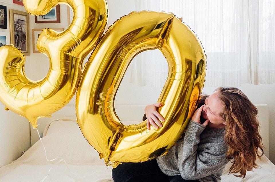 OMG I'm 30!